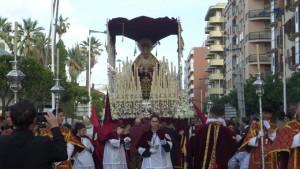 semana santa huelva 2018 hermandad la fe
