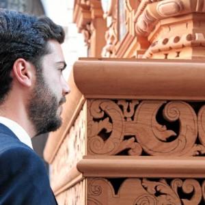El principal estreno de este año es el tallado de toda la canastilla, realizada por Francis Verdugo.