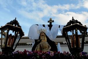 Virgen de las Angustias.