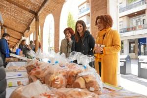 Una veintena de empresas mostrarán la respostería artesanal onubense  en la II muestra 'Sabores de Cauresma'.