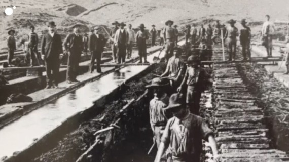 """Cuarto Milenio dedica un reportaje a la """"matanza de los mineros"""" de 'El año de los Tiros'"""