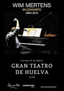 WIM MERTENS - Gran Teatrode Huelva
