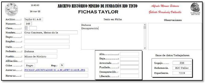 articulo6 Las Fichas Taylor,