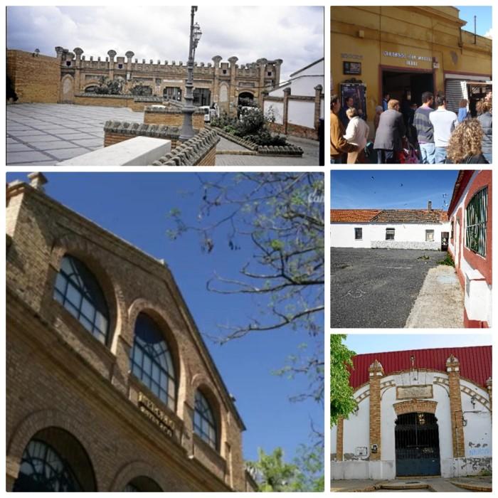 Del Mercado del Carmen al de Calañas, pasando por Zalamea o Tharsis… Diez plazas de abasto onubenses con mucho arte