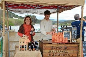 La artesanía y los productos portugueses no faltarán en la Feria.