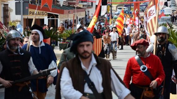 El Ayuntamiento de Palos invita a toda la provincia a disfrutar este fin de semana de la Feria Medieval del Descubrimiento
