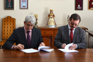 Fundación Cepsa renueva su colaboración con la Hermandad del Rocío de Huelva.