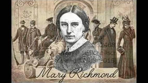 Huelva acogerá una exposición sobre Mary E. Richmond, una de las pioneras del Trabajo Social