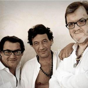 Juan Ignacio, en el centro, forma parte el Grupo Alpresa junto a sus dos hermanos.