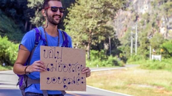 Luis Benítez inicia una campaña de crowdfunfing para llevar su proyecto sobre la felicidad hasta África