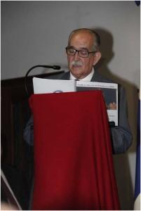 Manuel Correa Muñoz, pregonero de Nuestra Señora del Prado en su Dolor.