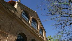 El Mercado de Zalamea muestra claramente sus influencias inglesas. / Foto: Canal Andalucía Turismo.