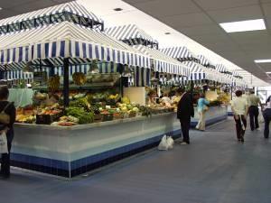 Mercado de Ayamonte.