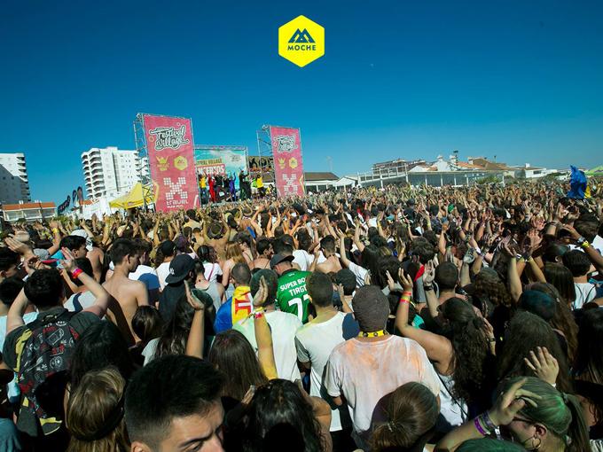 El Festival Village 2018 de Punta Umbría supera el impacto económico de ediciones anteriores