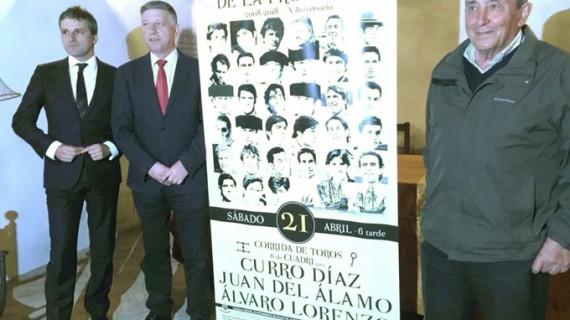 La Feria de San Jorge de Palos da a conocer su cartel taurino 2018