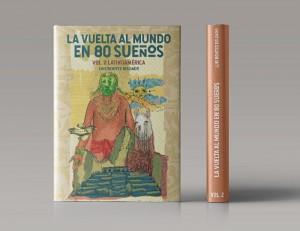 Portada del segundo volumen de la publicación que presenta este jueves en Huelva este este periodista, escritor y fótografo.