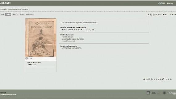 Aumentan las visitas a la web del Archivo Municipal con un total de 501.539 en el último año