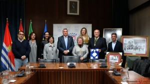 La presentación ha tenido lugar en el Ayuntamiento de Cartaya.