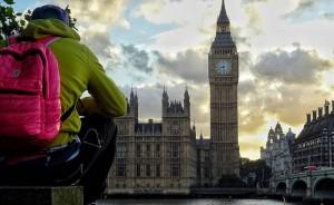 El onubense lleva cuatro años viviendo en Londres.