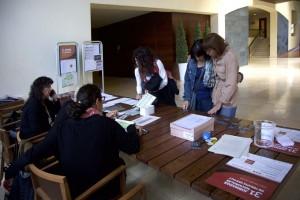 Acreditación de los participantes.