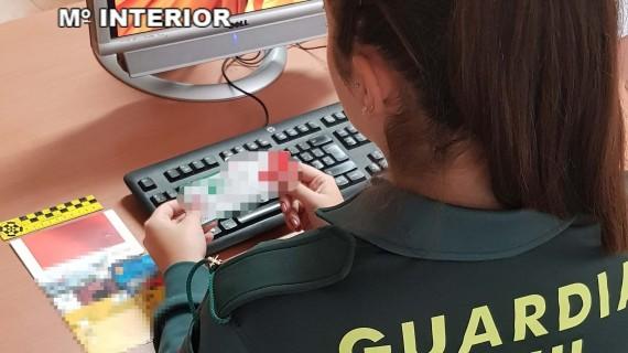 Esclarecidos ocho delitos en Isla Cristina, cometidos por la misma persona
