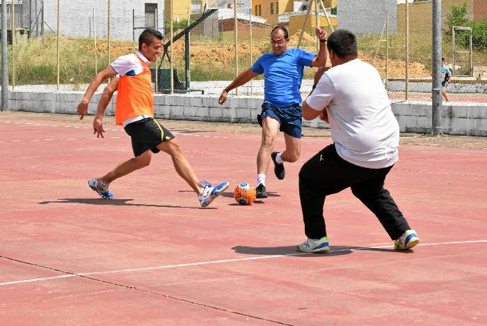 280517 V FIESTA JUVENTUD Y DEPORTE  (266) Deporte para todos Hinojos
