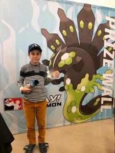 Francisco Martínez Rubido es subcampeón europeo de Pokémon.
