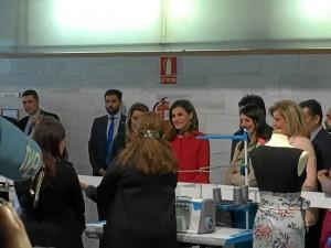 Participa en los actos que se celebran con motivo del V Campeonato de FP AndalucíaSkills.