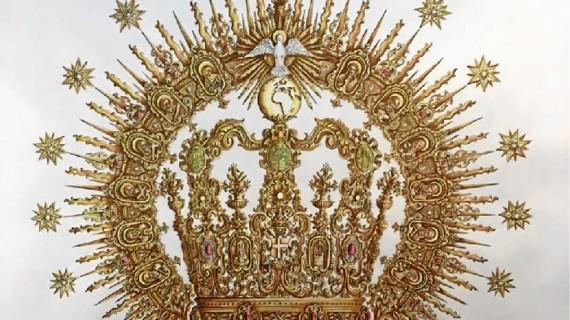 Presentado el boceto de la nueva corona de la Virgen del Rocío