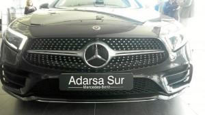 Nuevo CLS de Mercedes Benz presentado en Huelva.