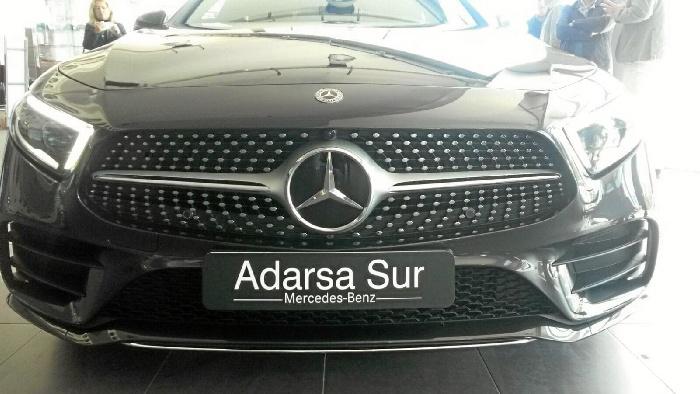 El nuevo CLS de Mercedes Benz llega a Huelva