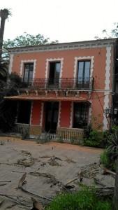 Imagen de la Casona. / Foto: Huelva Te Mira.