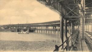 Imagen del Muelle de principios del siglo XX.