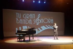 La actuación del pianista Alberto de Paz ha sido estelar este fin de semana en Almonte.