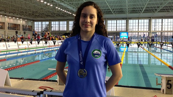 Alba Vázquez hace historia con su triunfo en el Campeonato de España Junior y su clasificación para el Europeo