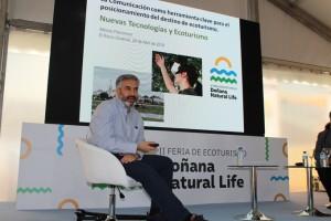 Alfonso Polvorinos, director del elecoturista.com.