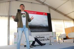 Antonio Ruiz, director del blog 'Naturaleza y Viajes'.