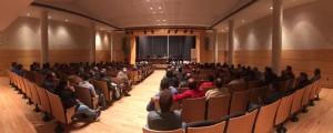 Asamblea extraordinaria de la Asociación Nacional de Criadores de Ganado Marismeño.