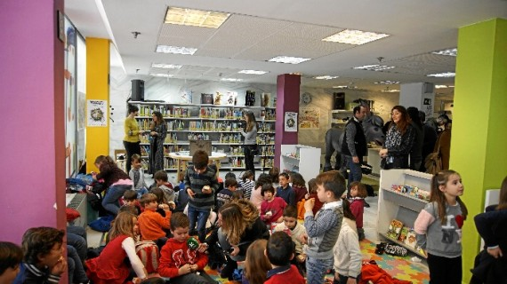 Cultura celebra el Día Internacional del Libro Infantil en la Biblioteca Provincial de Huelva