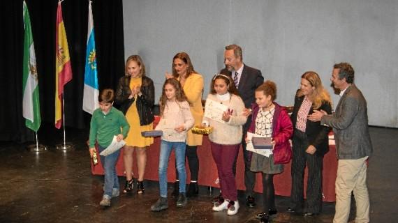 El COAH entrega los premios del VI Concurso de Dibujo Infantil de Arquitectura 2017