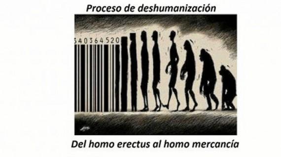 Deshumanización