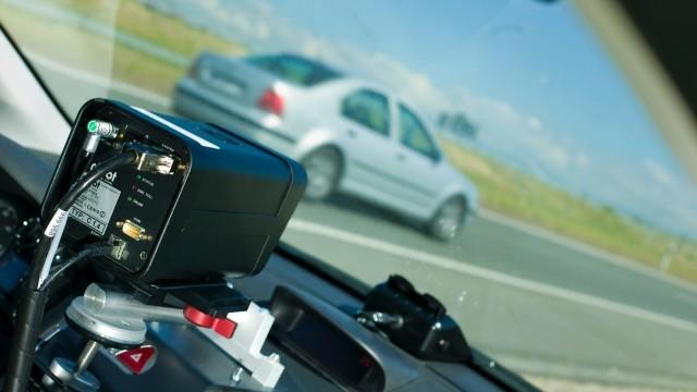 Este lunes comienza una nueva campaña especial de control de velocidad en las carreteras de Huelva
