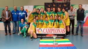 El CAB Linares, campeón del torneo celebrado en Moguer y Mazagón.