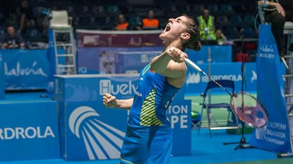 Carolina Marín ultimará en Huelva su regreso a las pistas tras la grave lesión sufrida en Indonesia