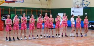 El CB Conquero Junior accede a las semifinales del Campeonato de Andalucía de baloncesto. / Foto: @fabhuelva.