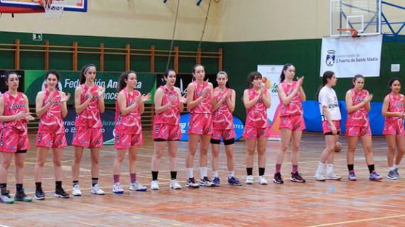 El CB Conquero peleará por las medallas en el Campeonato de Andalucía Junior de Baloncesto femenino