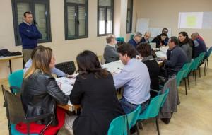 Reunión del Consejo Local de Salud de Huelva.
