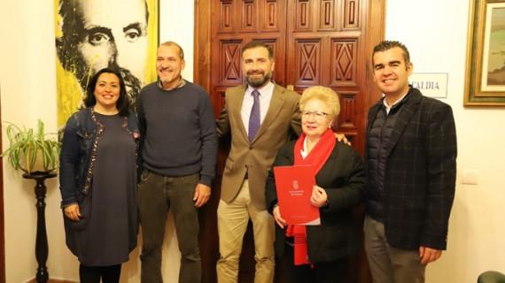Moguer apoya a asociaciones de índole social