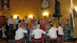 Coro Romeros del Carmen.