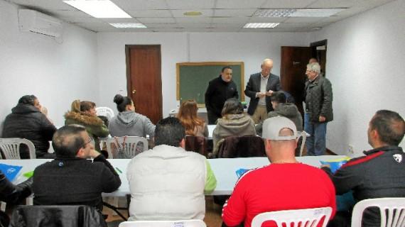 El Banco de Alimentos de Huelva amplía su labor social con cursos de formación